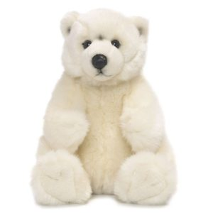 WWF - Polar bear sitting - 22 cm (v15187004)