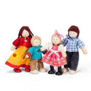 Le Toy Van - Doll's House Family (LP051)