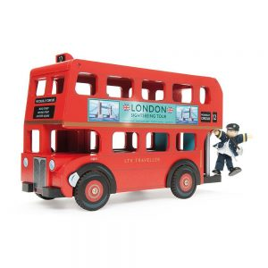 Le Toy Van - London Bus with Driver (LTV469)