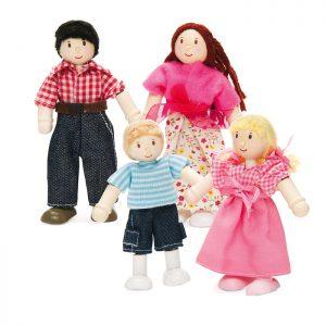 Le Toy Van - Doll Family (LP053)