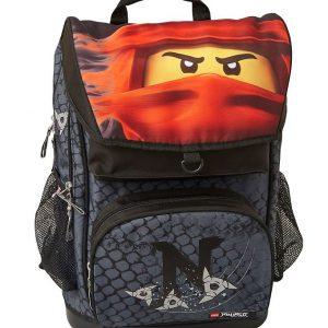 LEGO - Maxi School Bag Set (2 pcs) - Ninjago - Kai of Fire (20110-2001)