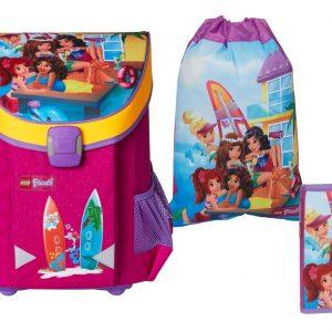 LEGO - Easy School Bag Set - Friends - Beach House (16073)