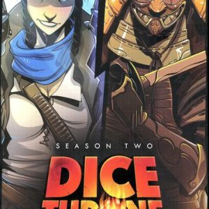 Dice Throne - Season 2 - Gunslinger v. Samurai Expansion (ROX602)