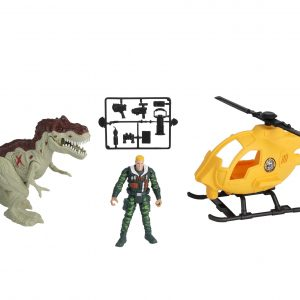 Dino Valley - Copter Attack Playset (542084)
