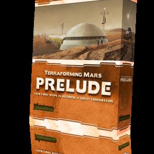 Terraforming Mars: Prelude (English)