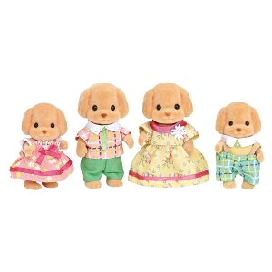 Sylvanian Families - Toy Poodle Family (5259)