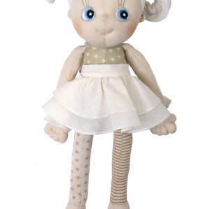 Rubens Barn - orgaaninen EcoBuds-nukke, Daisy