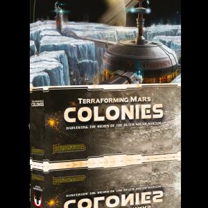 Terraforming Mars: Colonies (English)