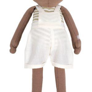 Rubens Barn - orgaaninen EcoBuds-nukke, Fern