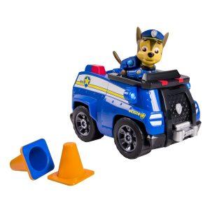 Paw Patrol - Basic Vehicle - Chase's Cruiser