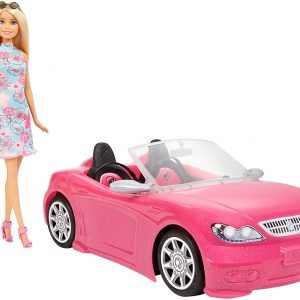 Barbie - Convertible and Barbie doll (FPR57)