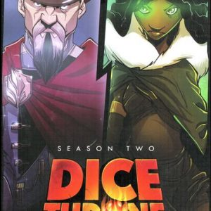 Dice Throne - Season 2 - Tactician v. Huntress Expansion (ROX603)