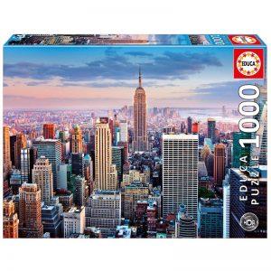 Educa - Puzzle 1000 - Manhattan (014811)