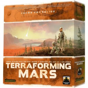 Terraforming Mars - Boardgame (English)