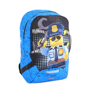 LEGO - School Backpack - CITY - Police Cop (10048-2003)
