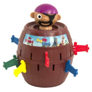 TOMY - Pop-Up Pirate (85-7028)