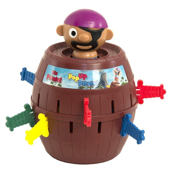 TOMY - Pop-Up Pirate (85-7028)
