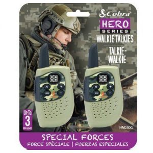 Cobra - Walkie Talkie Special Forces (440611)