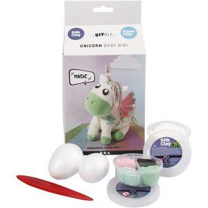 DIY Kit - Funny Friends - Unicorn - Baby Bibi (100750)