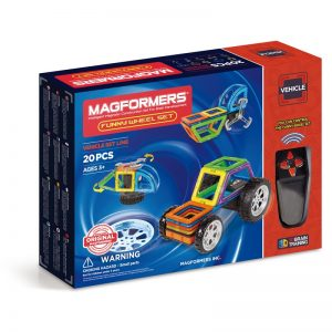 Magformers - Funny Wheel set (3055)