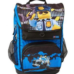 LEGO - Maxi School Bag Set (2 pcs) - CITY - Police Cop (20110-2003)