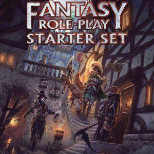 Warhammer - Fantasy Role Play - 4th Edition Starter Set