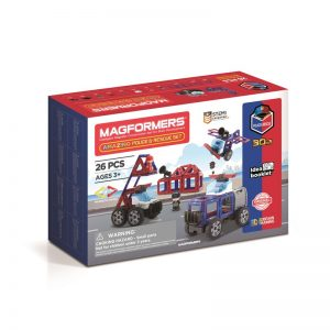 Magformers - Amazing Police Rescue set (3069)