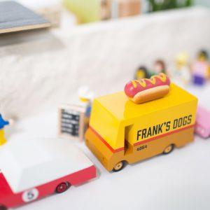 Candylab - Candyvan - Hot Dog van