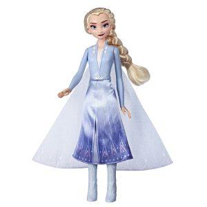 Disney Frozen 2 - Light Up Fashion Doll - Elsa (E7000)