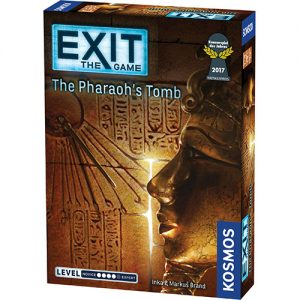 Exit: The Pharaoh´s Tomb - Escape Room Game (English)