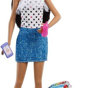 Barbie - Babysitter Skipper - Dots (FXG92)