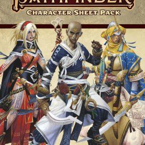 Pathfinder - Character Sheet Pack P2 (PZO2202)