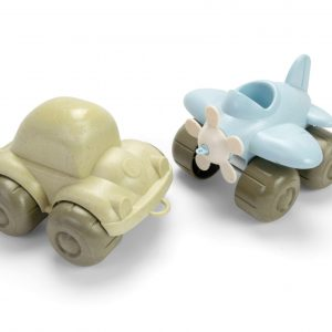 Dantoy - BIOPlast - Vehicles - Car & Plane (5625B)