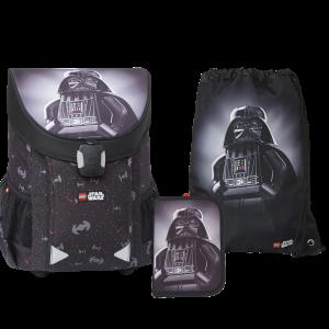 LEGO - EASY School Bag Set (3 pcs) - Star Wars - Darth Vader (220015-1726)