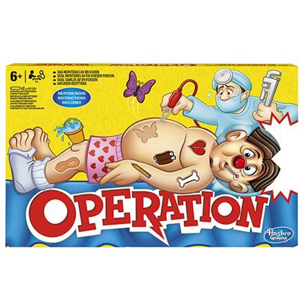 Hasbro Gaming - Operation Classic (B2176)
