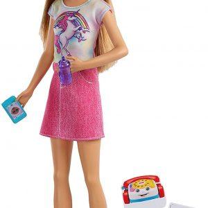 Barbie - Babysitter Skipper - Unicorn (FXG91)