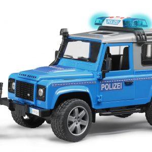 Bruder - Land Rover Police Vehicle (BR2597)