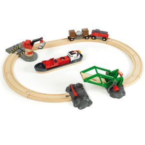 BRIO - Cargo Harbour Set (33061)
