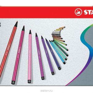 Stabilo - Pen 68 - Metal box of 30 Colours