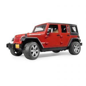 Bruder - Jeep Wrangler (BR2525)