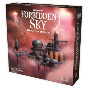 Forbidden Sky - Boardgame (English)