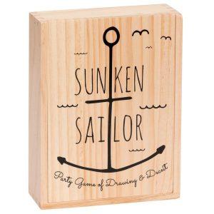 Sunken Sailor - Boardgame (English) (MRKSS01EN)
