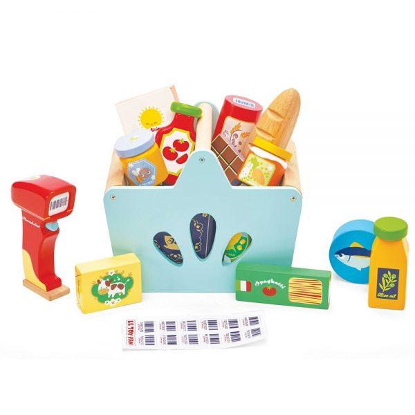 Le Toy Van - Groceries & Scanner (LTV326)