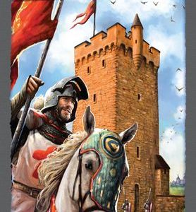 Carcassonne - The Tower (Nordic)