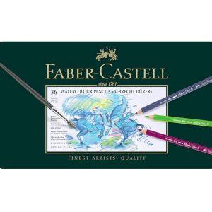 Faber-Castell - Albrecht Dürer Vesivärikynät - Metallirasia 36 osaa (117536)