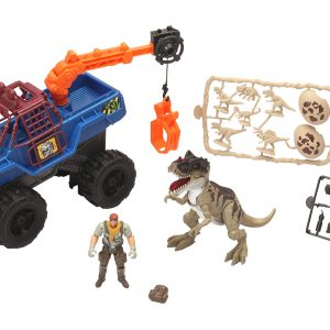 Dino Valley - Roughneck Bigwheel Playset (542055 )