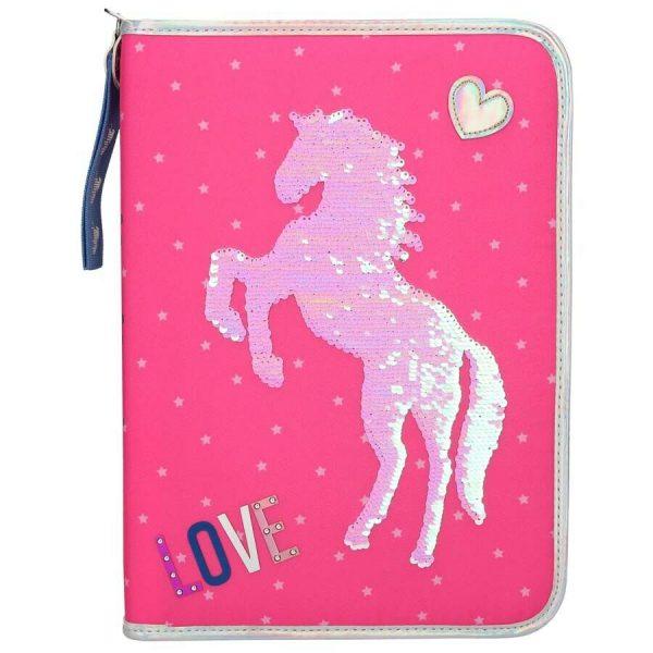 Miss Melody - XXL Pencil Case - Pink (0410604)