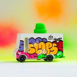 Candylab - Candyvan - Graffiti Van