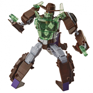 Transformers - Cyberverse Adventures Trooper Class - Wildwheel (E8374)