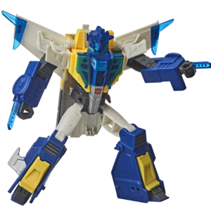 Transformers - Cyberverse Adventures Trooper Class - Meteor Fire (E8375)